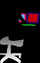 Web Graphic Silhouette